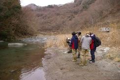 石垣先生「釣りロマンを求めて」ロケ風景 012