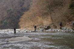 石垣先生「釣りロマンを求めて」ロケ風景 017
