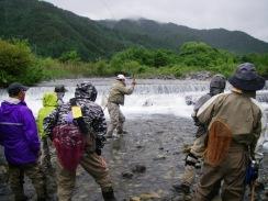 石垣テンカラ教室(2010・6・26・27) 007