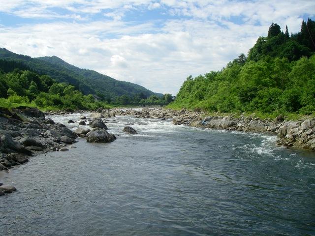 寒河江釣行(2010・7・17~19) 003