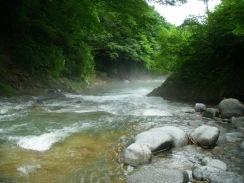 寒河江釣行(2010・7・17~19) 029
